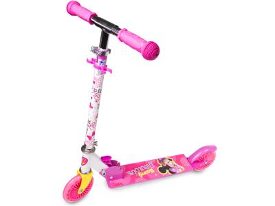 Seven - Minnie Mouse - Løbehjul - Pink - Fra 2 år