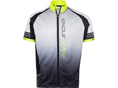 Endurance Verove - Cykeltrøje m. korte ærmer - Gul