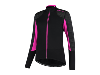 Rogelli Glory - Vinterjakke dame - Sort grå pink