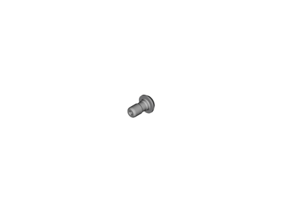 Shimano XT/SLX - Banjo bolt for breemsekaliber - Streight - M8100