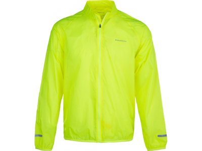 Endurance Imile - Cykel/MTB jakke - Foldbar - Gul