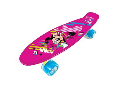 Seven - Minnie Mouse - Penny board - Pink - Fra 6 år