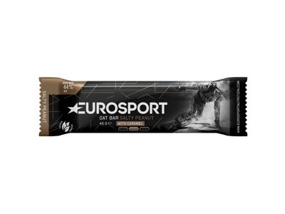 Eurosport Nutrition - Havrebar Salty Peanut Med Caramel - 45 g