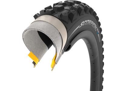 Pirelli Scorpion Enduro S - MTB Foldedæk - 27,5x2,6 - Sort