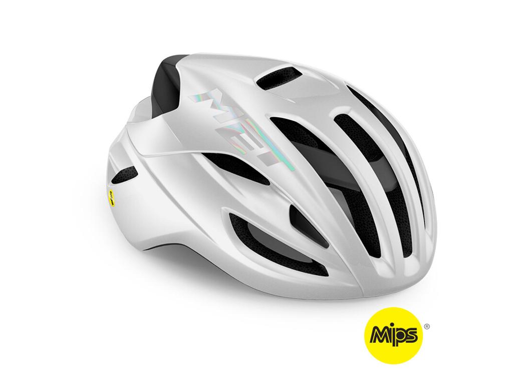 MET Rivale Mips - Cykelhjelm - Hvid