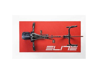 Elite Træningsmåtte Large - Som underlag til cykling på hometrainer