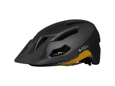 Sweet Protection Dissenter - MTB hjelm - Slate Grey Metallic