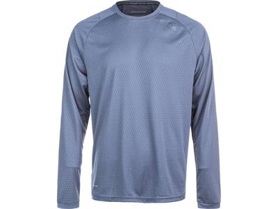 Endurance Janus - Cykel/MTB trøje m. lange ærmer - Lysblå