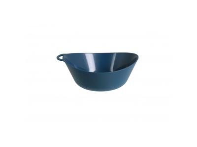 LifeVenture Ellipse Camping Bowl - Letvægts skål - Navy blue