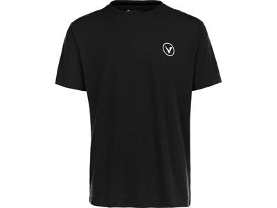 Virtus - Joker - Kortærmet T-Shirt - Sort - Str. S