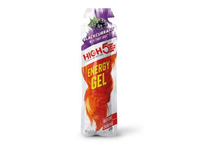 High5 EnergyGel - Svarta vinbär - 40 gram