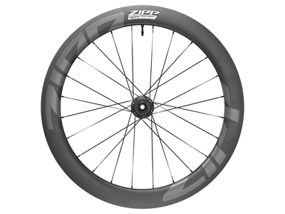 ZIPP - 404 - Carbon Baghjul Til Disc - 700c - Tubeless - 58 mm Profil - SRAM/Shimano