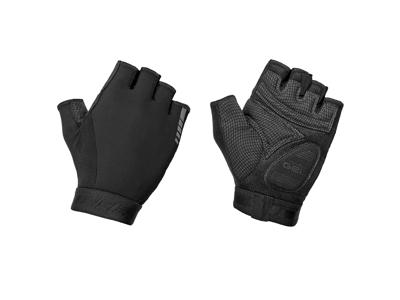 Gripgrab World Cup Padded Short Finger Gloves 2 - Cykelhandsker - Sort