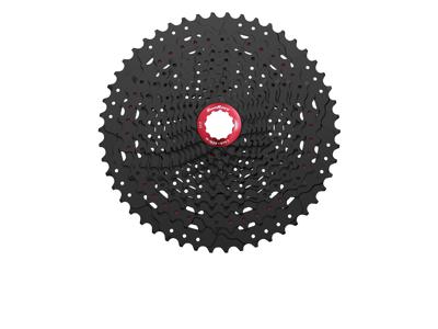 Sunrace CSMZ90 - Kassette 12 gear - 11-50 tands - MTB - Til Sram - Sort