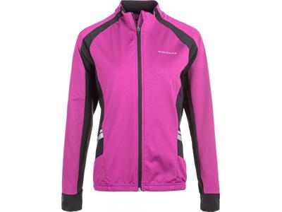 Endurance Veranne - Cykel/MTB jakke m. lange ærmer - Dame - Lilla
