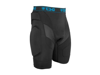 TSG MTB Crash pant A - Bukser med beskyttere - Sort