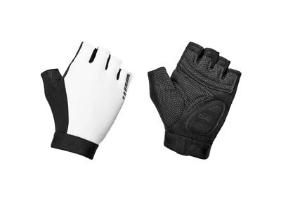 Gripgrab World Cup Padded Short Finger Gloves 2 - Cykelhandsker - Hvid