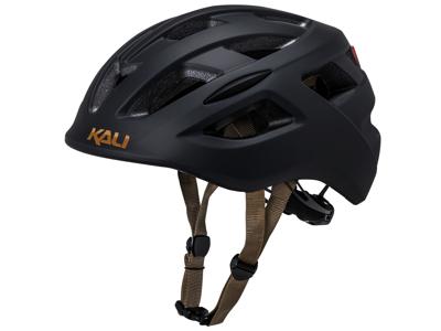 Kali Central - Urban/City Cykelhjelm - Mat Sort