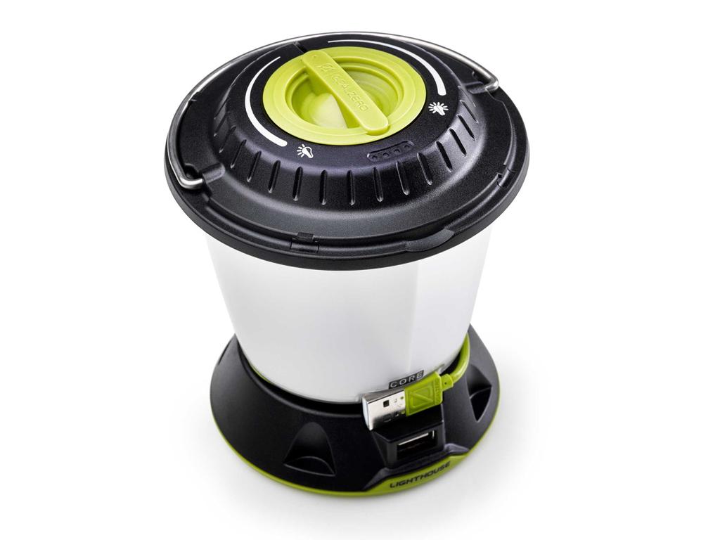 Goal Zero - Lighthouse Core - Camping lanterne - USB opladelig thumbnail