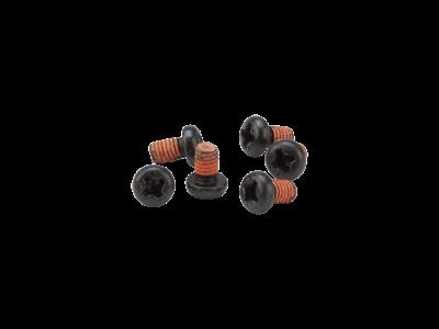 Shimano Steps - 6 stk. skruer til motor dæksel - Type SM-DUE80