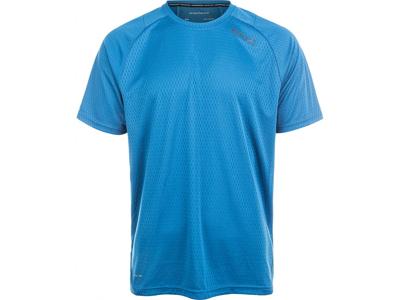Endurance Janus - Cykel/MTB trøje m. korte ærmer - Blå