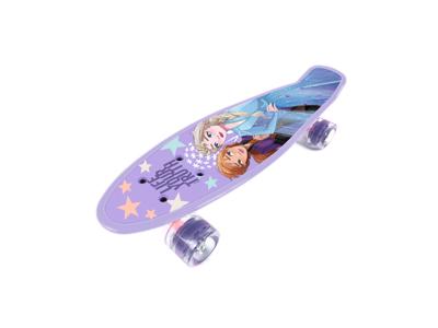 Seven - Frozen II - Penny board - Lilla - Fra 6 år