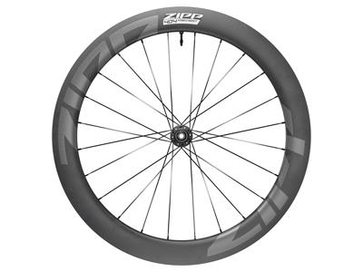 ZIPP - 404 Firecrest - Carbon Forhjul Til Disc - 700c - Tubeless - 58 mm Profil