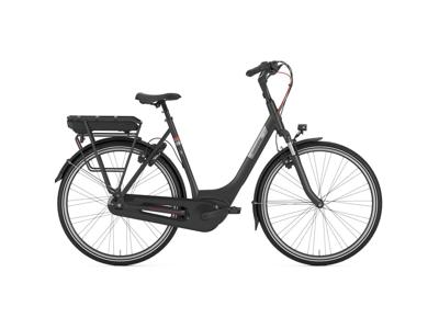 Gazelle Paris C7+ Elcykel - Black