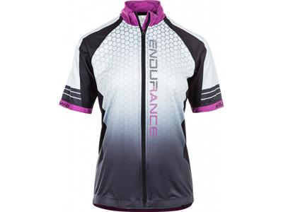 Endurance Vera - Sykkeltrøye med korte ermer - Kvinner - Hvit