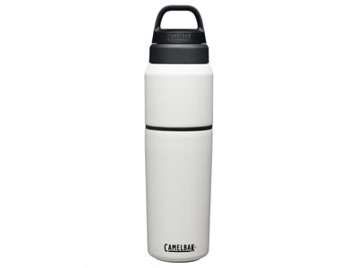 Camelbak MultiBev SST Vacuum Stainless - Multiflaske - 0,65/0,5 L - White/white