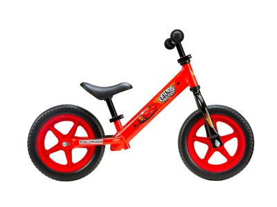 """Seven - Løbecykel - 12"""" EVA dæk"""
