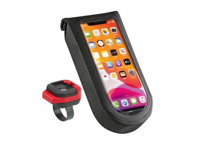 Klickfix Phonebag Tour M - Mobilholder til smartphones op til 8,5x16,5 cm