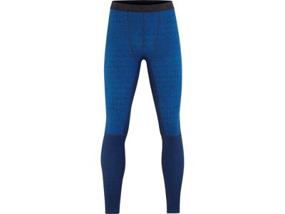 Bula - Geo Merino Wool - Svedunderbukser - Mørkeblå