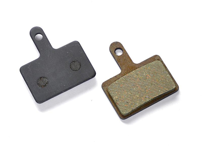 BikePartner Discpad - Bremseklods til Shimano M515/525/465/475/495