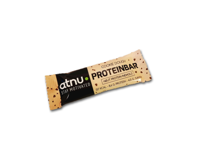 Atnu Snackproteinbar - Cookie Dough - 35 gram
