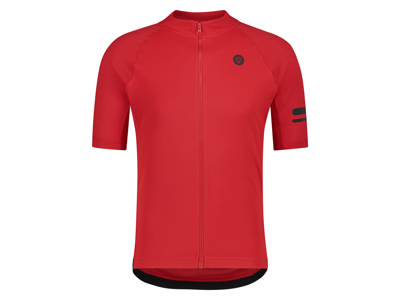 AGU Core - Cykeltrøje med korte ærmer - Rød