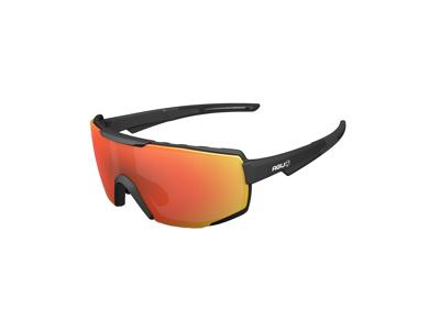AGU Bold Convert - Cykelbrille - 3 Sæt Anti Fog Linser - Sort/Rainbow
