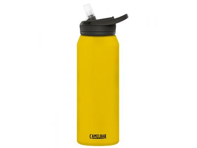 Camelbak Eddy+ SST Vacuum Insulated - Drikkeflaske - 1 L - Yellow