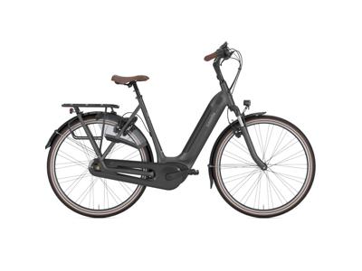 Gazelle Arroyo C7+ Elite - Elcykel - 7 gear - Fodbremse - Mat Black