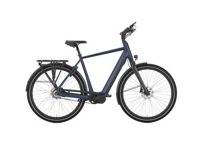 Gazelle  Chamonix C5 - Elcykel - Blue - Herre