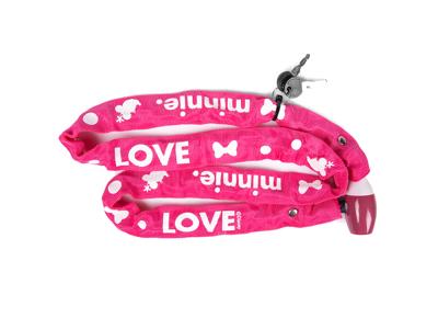 Seven - Minnie Mouse - Kædelås - Pink
