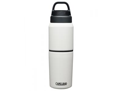 Camelbak MultiBev SST Vacuum Stainless - Multiflaske - 0,5/0,35 L - White/white