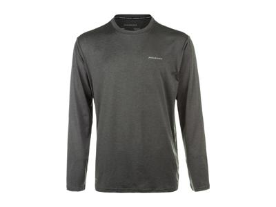 Endurance Mell Melange - T-shirt m. lange ærmer -Grøn