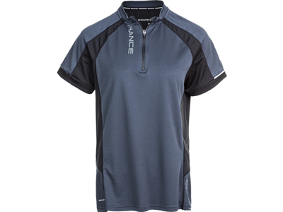 Endurance Java - Cykel/MTB trøje m. korte ærmer - Dame - Grå