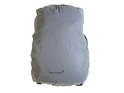 Astral ryggsäckskydd - reflektor - lysande - grå - storlek en storlek