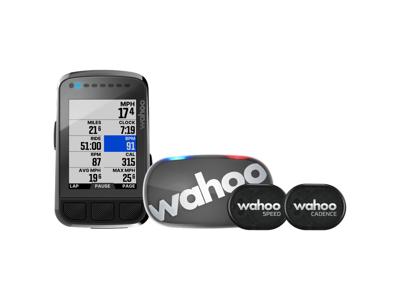Wahoo - ELEMNT Bolt v2 Bundle - Cykelcomputer med GPS