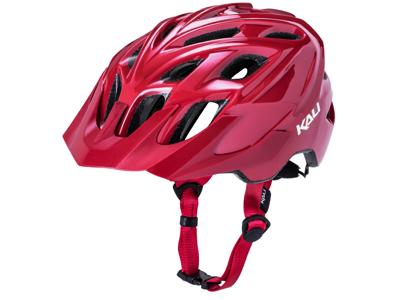 Kali Chakra Solo - Trail Cykelhjelm - Rød