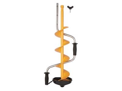 Kinetic Ice Auger