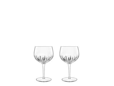 Luigi Bormioli Spansk Gin & Tonic glas 80 cl 2 stk, Mixology