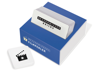 Bezzerwizzer Bricks: Filmperler
